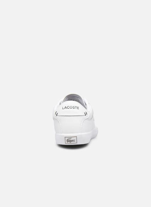 Sneaker Lacoste Court-Master 0120 1 Cma weiß ansicht von rechts