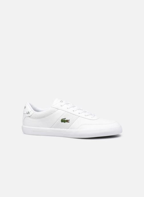Sneaker Lacoste Court-Master 0120 1 Cma weiß ansicht von hinten