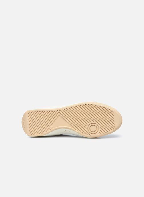 Baskets Lacoste G80 0120 1 Blanc vue haut