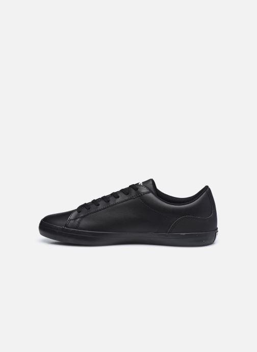 Sneaker Lacoste Lerond 0120 1 schwarz ansicht von vorne