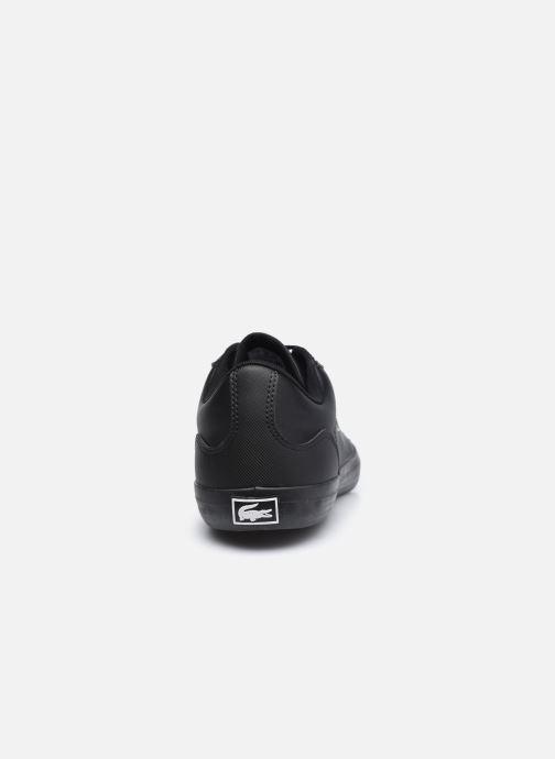 Baskets Lacoste Lerond 0120 1 Noir vue droite