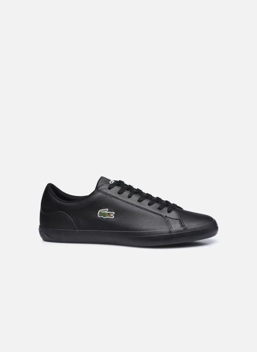 Sneaker Lacoste Lerond 0120 1 schwarz ansicht von hinten
