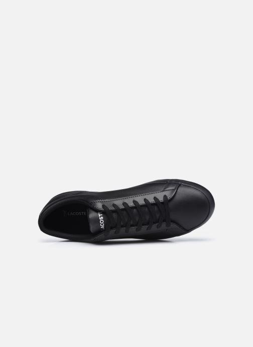 Baskets Lacoste Lerond 0120 1 Noir vue gauche