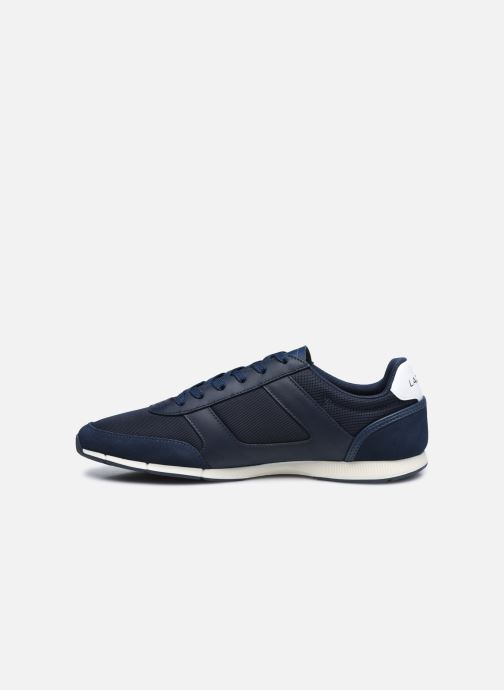 Sneakers Lacoste Menerva Sport 0120 1 Azzurro immagine frontale