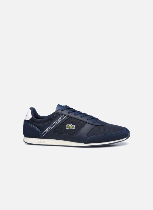 Sneaker Lacoste Menerva Sport 0120 1 blau ansicht von hinten