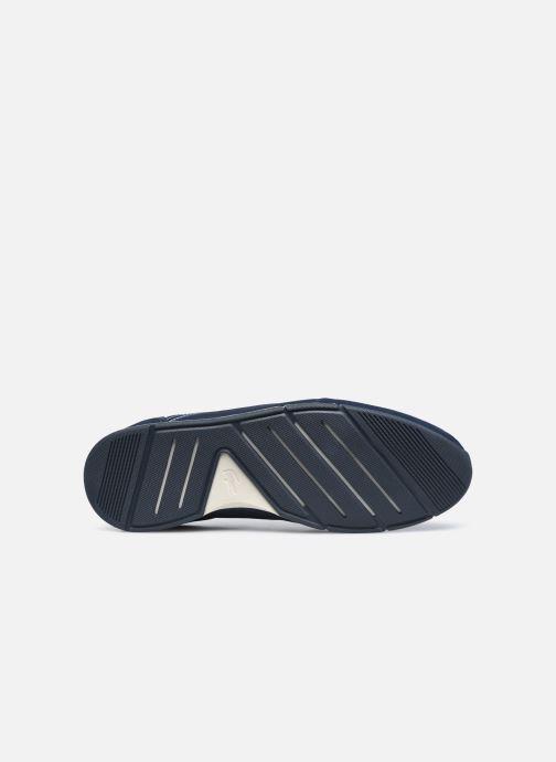 Sneaker Lacoste Menerva Sport 0120 1 blau ansicht von oben