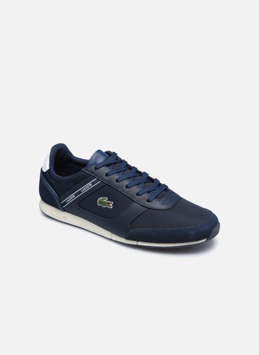 Sneaker Lacoste Menerva Sport 0120 1 blau detaillierte ansicht/modell