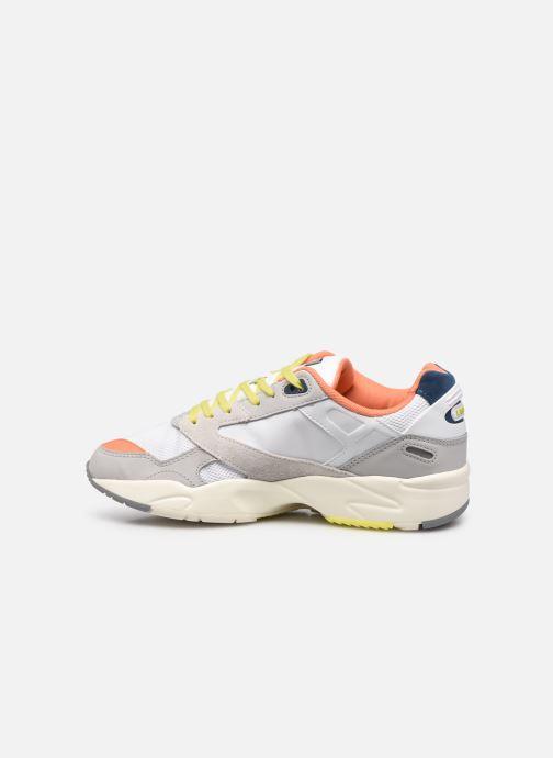 Sneakers Lacoste Storm 96 Lo 0120 2 Grigio immagine frontale