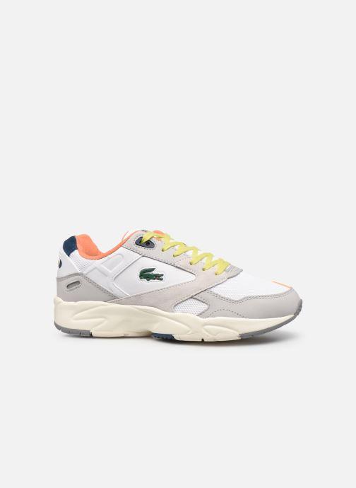 Sneakers Lacoste Storm 96 Lo 0120 2 Grigio immagine posteriore