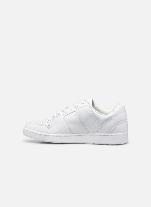 Sneaker Lacoste Thrill 0120 1 weiß ansicht von vorne