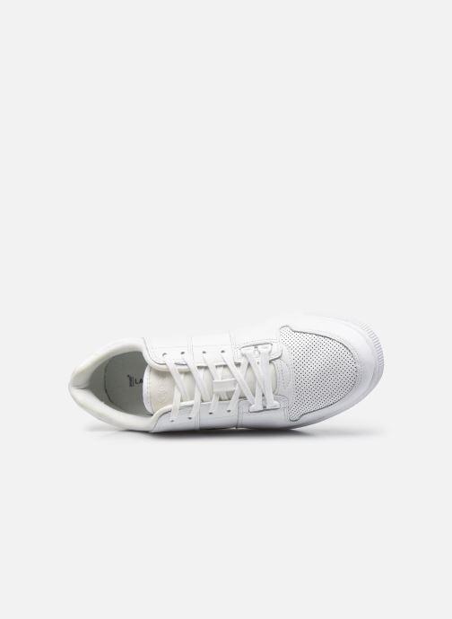 Sneaker Lacoste Thrill 0120 1 weiß ansicht von links