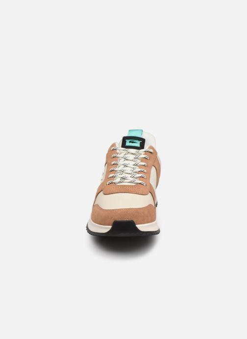 Sneaker Lacoste Joggeur 2.0 0320 1 braun schuhe getragen