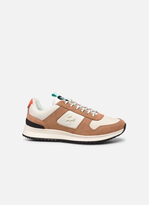 Sneaker Lacoste Joggeur 2.0 0320 1 braun ansicht von hinten