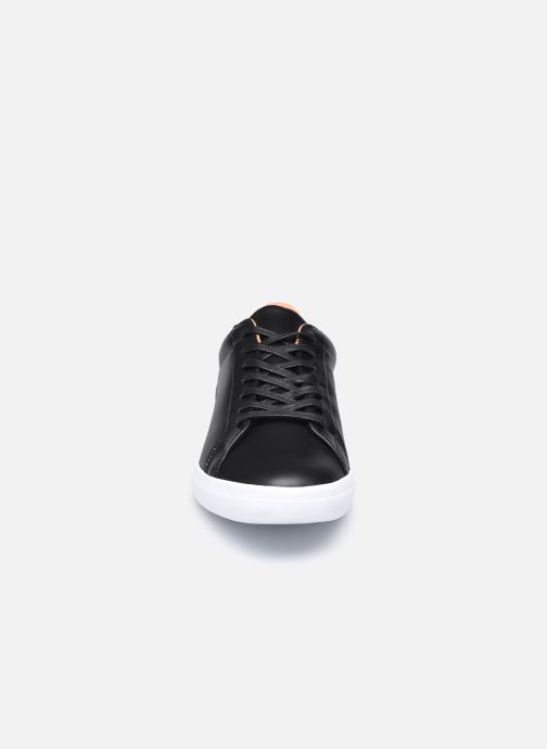 Baskets Lacoste Lerond 0320 1 Noir vue portées chaussures