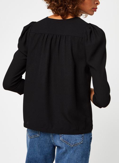 See u soon Blouse - 20211030 (Noir) - Vêtements(474868)