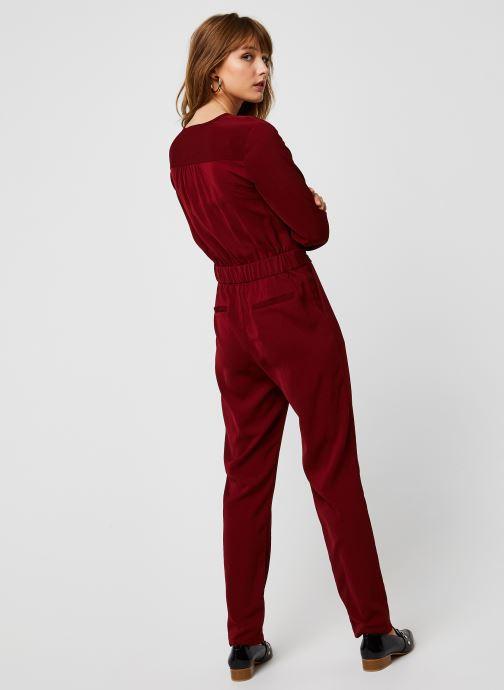 Vêtements See u soon 20292148 Bordeaux vue portées chaussures