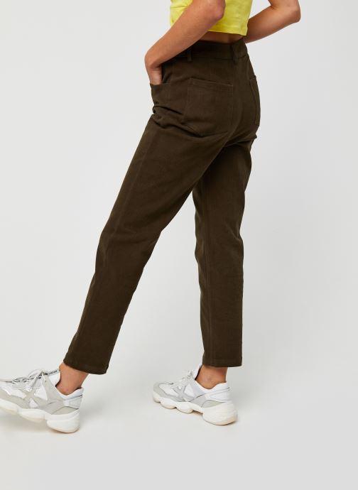 See u soon Pantalon droit - 20246115B (Vert) - Vêtements(474962)