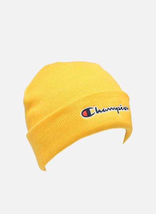Berretto Champion Beanie Cap 805105 Giallo vedi dettaglio/paio