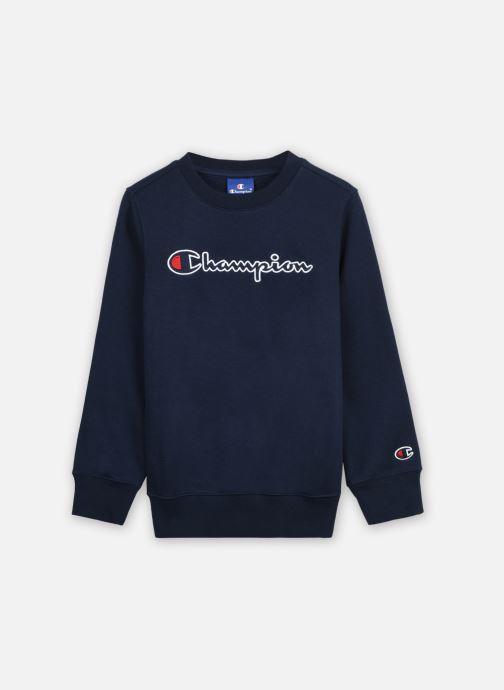 Vêtements Champion Crewneck Sweatshirt 305379 Bleu vue détail/paire