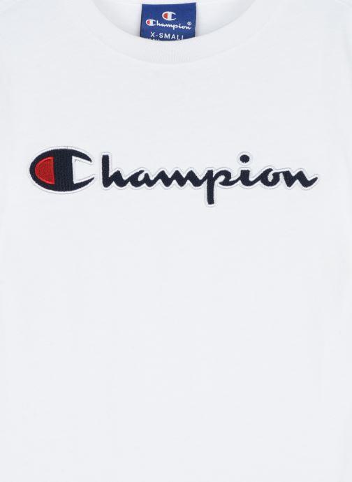 Champion T-shirt - Crewneck T-Shirt 305381 (Blanc) - Vêtements chez Sarenza (474975) GbgD9