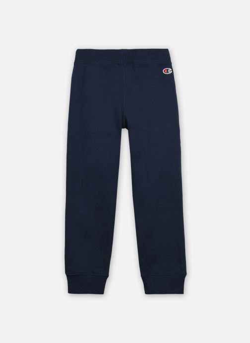 Vêtements Champion Rib Cuff Pants 305380 Bleu vue portées chaussures
