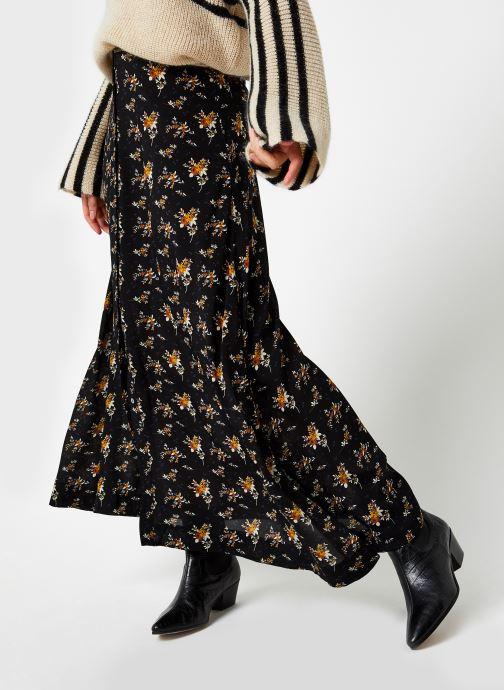 Vêtements Accessoires Jupe Boutonnee Clementine