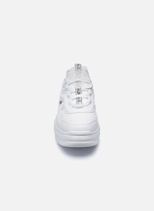 Baskets Buffalo Xtr Blanc vue portées chaussures