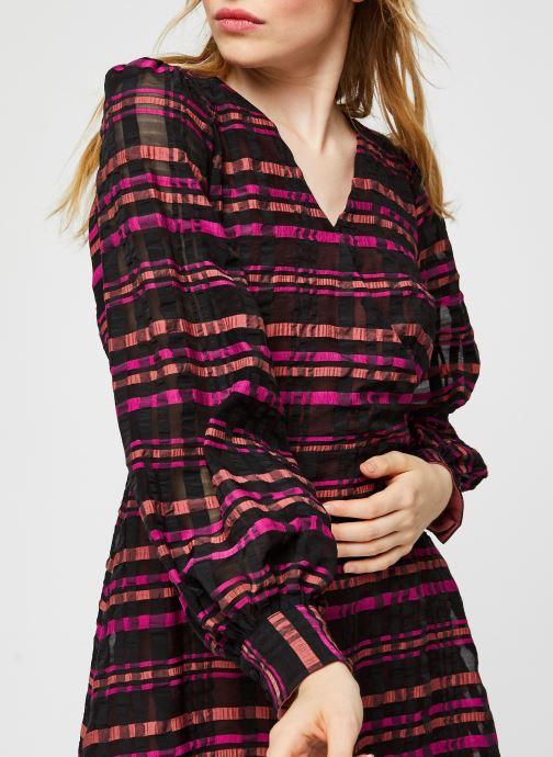 Vêtements Vero Moda Vmdanielle L/S V-Neck Dress Multicolore vue face