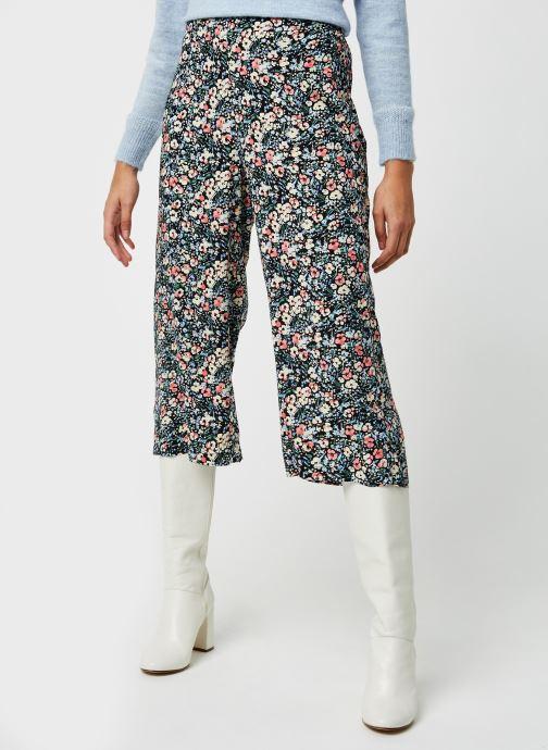 Vêtements Vero Moda Vmsimply Easy Hw Culotte Pant Multicolore vue détail/paire