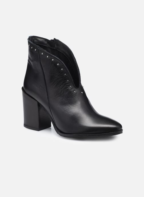 Boots en enkellaarsjes Dames L.23.ROJAN
