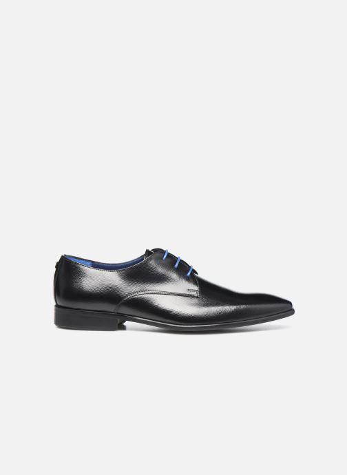 Zapatos con cordones Azzaro JORPI Negro vistra trasera