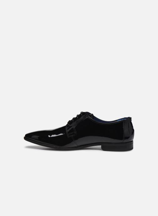 Zapatos con cordones Azzaro VICHOL Negro vista de frente