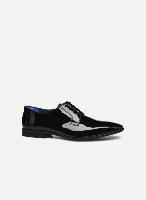 Zapatos con cordones Azzaro VICHOL Negro vistra trasera