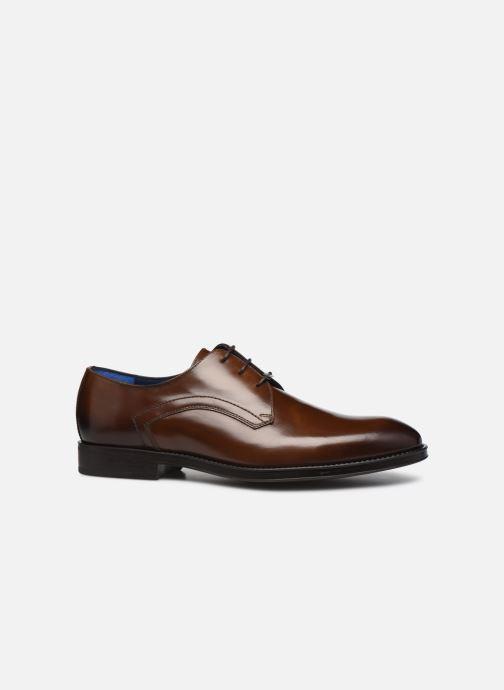Chaussures à lacets Azzaro DOLICO Marron vue derrière