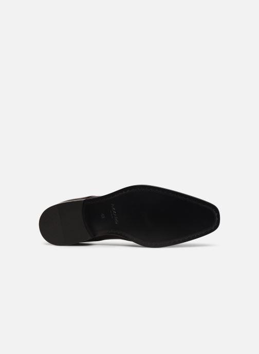 Chaussures à lacets Azzaro CARDONI Marron vue haut