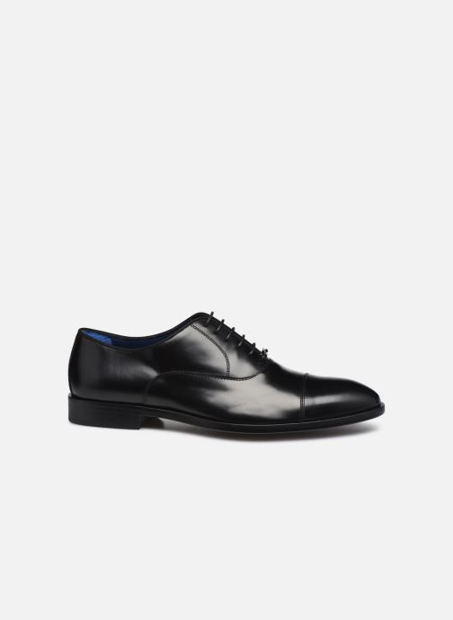 Zapatos con cordones Azzaro ZEMOUR Negro vistra trasera