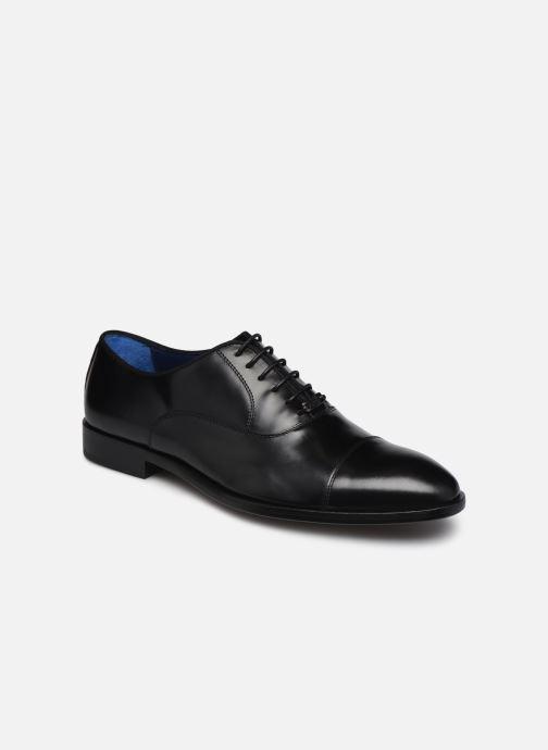 Zapatos con cordones Azzaro ZEMOUR Negro vista de detalle / par
