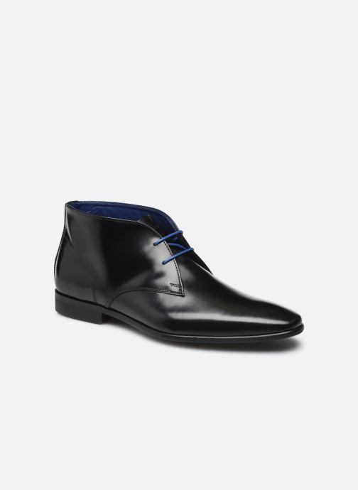 Boots en enkellaarsjes Azzaro JAVOY Zwart detail