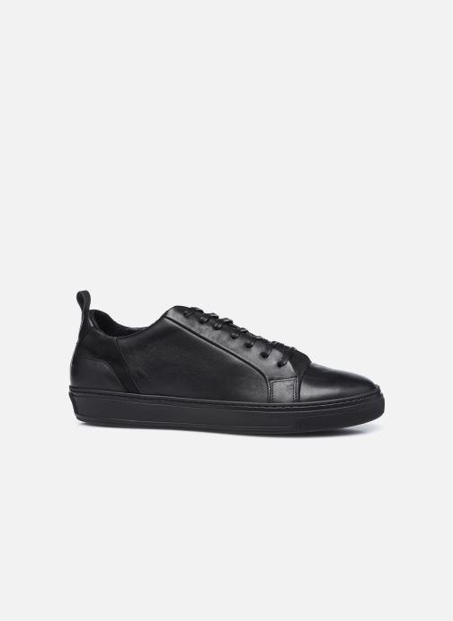 Sneaker Azzaro GREMIL schwarz ansicht von hinten