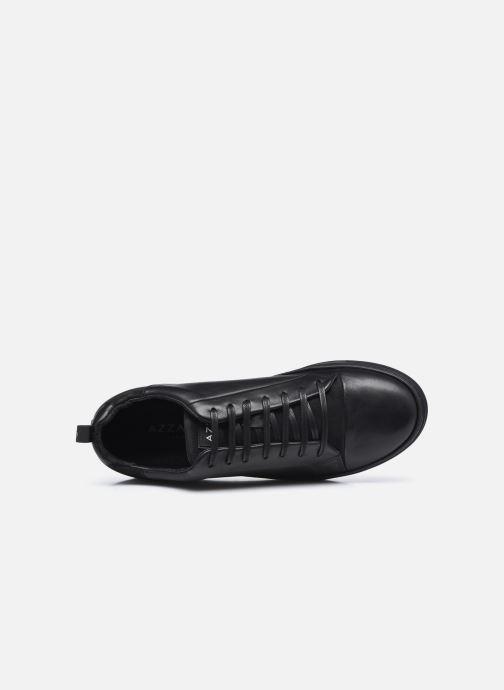 Sneaker Azzaro GREMIL schwarz ansicht von links