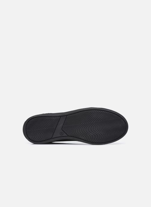 Sneaker Azzaro GREMIL schwarz ansicht von oben