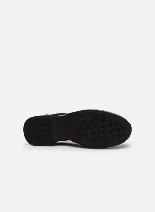 Sneaker Azzaro ROSARIO schwarz ansicht von oben