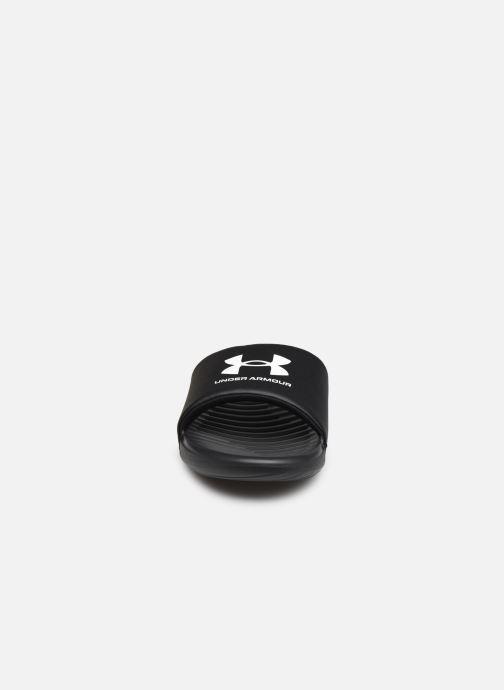 Sandalen Under Armour UA M Ansa Fix SL schwarz schuhe getragen