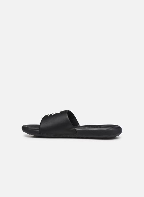 Sandales et nu-pieds Under Armour UA M Ansa Fix SL Noir vue face