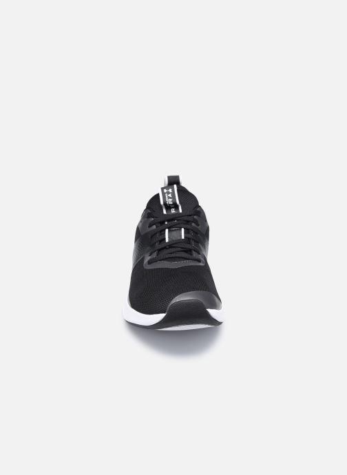 Chaussures de sport Under Armour UA W Charged Aurora Noir vue portées chaussures