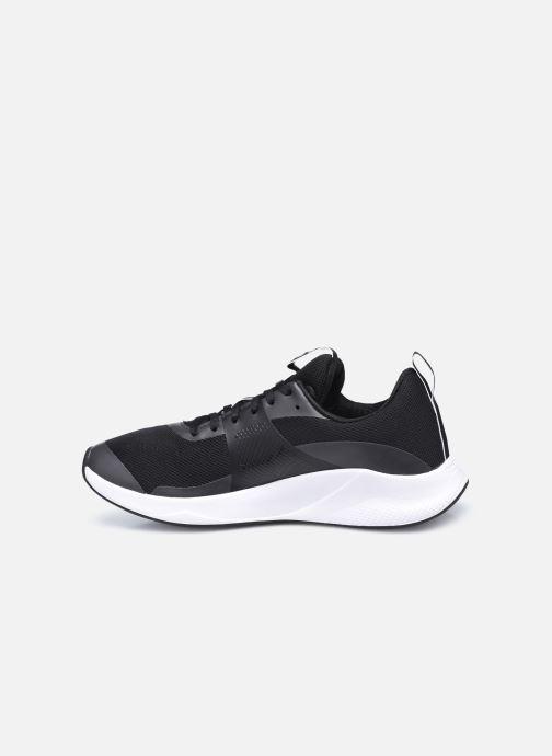 Chaussures de sport Under Armour UA W Charged Aurora Noir vue face
