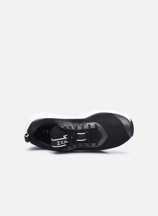 Chaussures de sport Under Armour UA W Charged Aurora Noir vue gauche