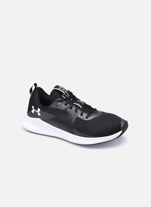 Chaussures de sport Under Armour UA W Charged Aurora Noir vue détail/paire