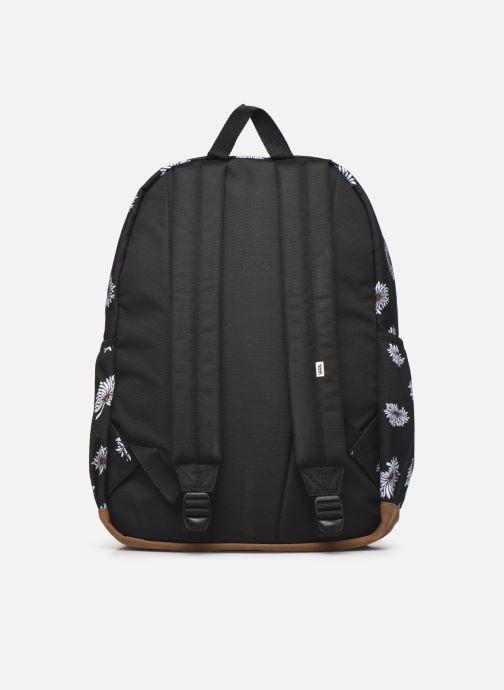 Rucksäcke Vans Realm Plus Backpack schwarz ansicht von vorne