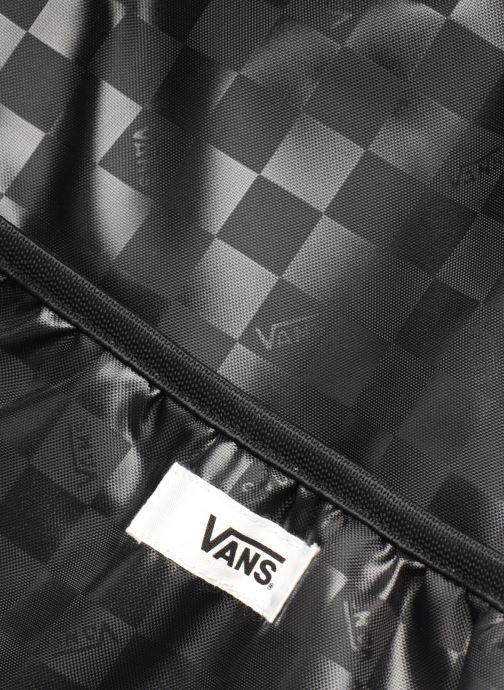 Rucksäcke Vans Realm Plus Backpack schwarz ansicht von hinten